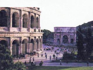 Reeling in Rome