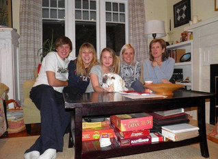 How Kana from Japan, Graciela from Argentina and Lis from Brazil became my extended global family
