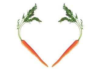 Love Among the Carrots
