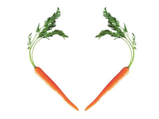 Love Among the Carrots