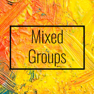 Mixed Groups Ministries