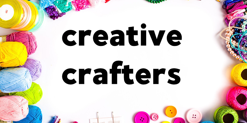 Creative Crafters with Kathy