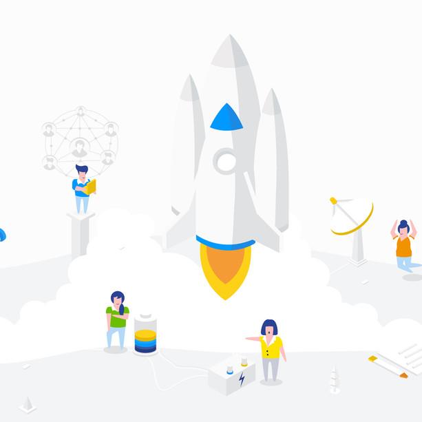 Sprint visual design