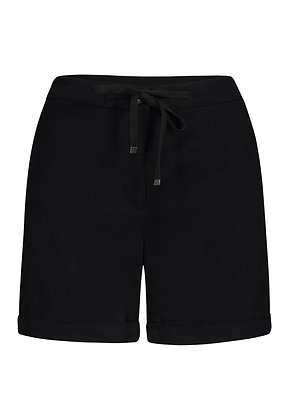 Tribal - Fly Front Shorts with Cuff