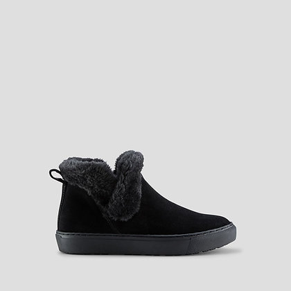 Cougar - Duffy Suede Slip-on Winter Sneaker