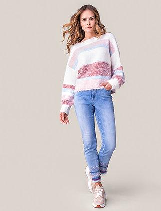 Tribal Jeans - Stripe Pullover