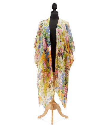 One Hundred Stars - Festival Long Kimono