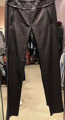Beate Heymann Street Couture - Black PurpleJoggers