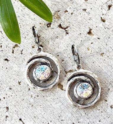 VB & Co. - Spiral Earrings