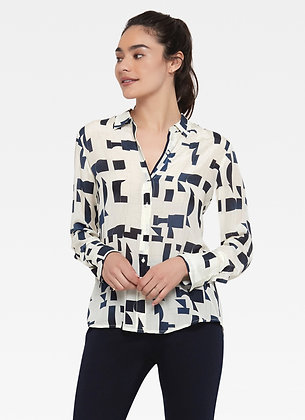 Ecru - Hepburn Classic Shirt