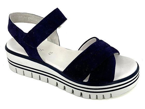 Gabor - Crisscross Sandal