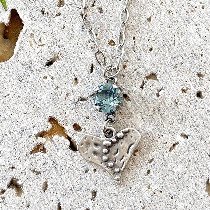 VB & Co. - Artisan Heart Necklace