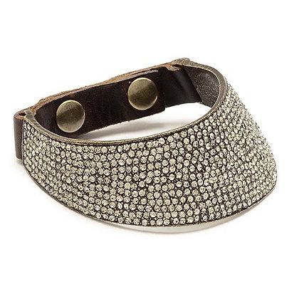 Rebel Designs - Crystal Shield Bracelet