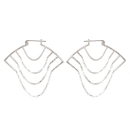 Unfettered Adornment - Cadence Short Earrings