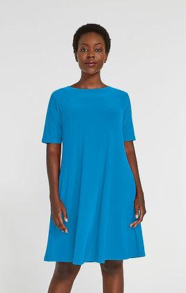 Sympli - Short Trapeze Dress
