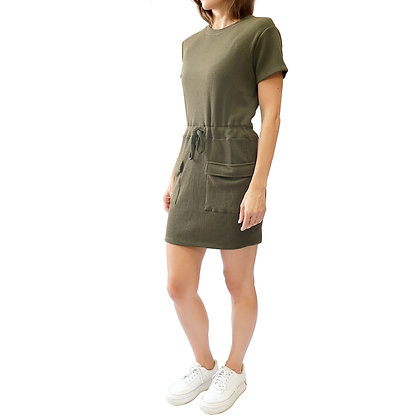 RD Style - Waffle Short Dres