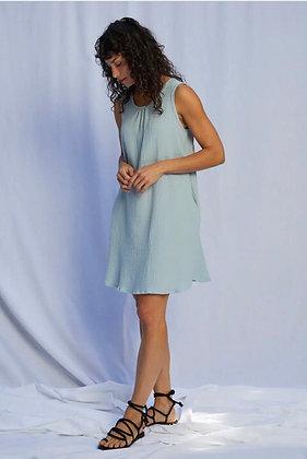 Sarah Liller - Bolinas Cotton Double Gauze Dress