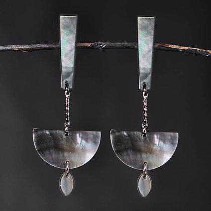 KBD - MOP Earrings