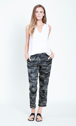 Dylan - Camo Double Weave Pant