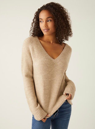 Fifteen Twenty - V Neck Pullover