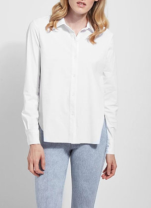 Lysse - Connie Slim Button Down Shirt