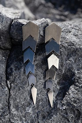 Unfettered Adornment - As Above So Below Earrings
