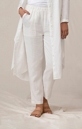 Sympli - Linen Narrow Pant
