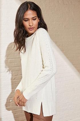 Ecru - Oversized Sweater