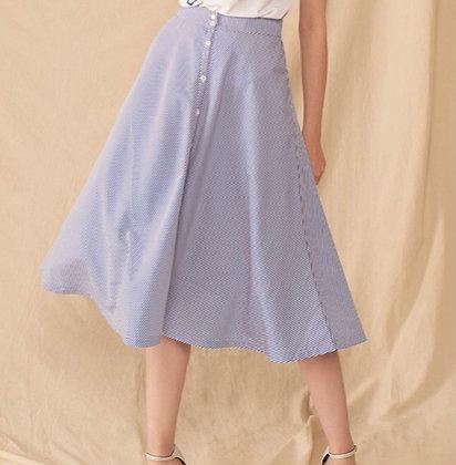Leo & Ugo - Stripe Skirt