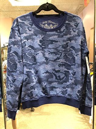 Stone Flowers - Crew Neck Sweater