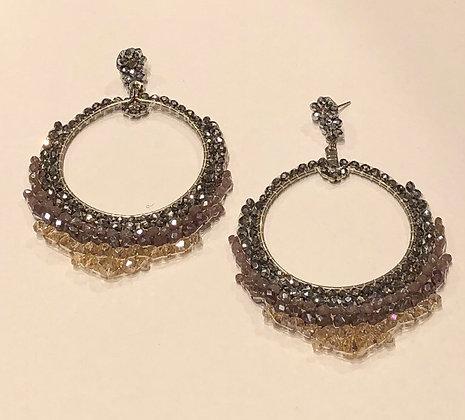Millianna - Tulip Post Earrings