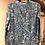 Thumbnail: Stone Flowers - V Neck Sweater