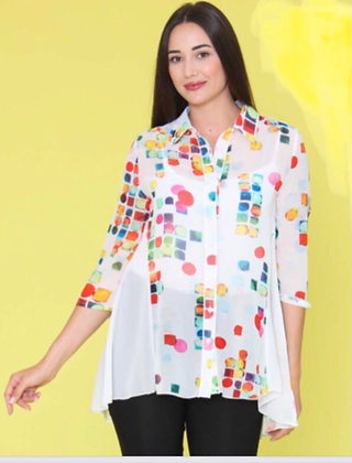 Funsport - Button Down Tunic