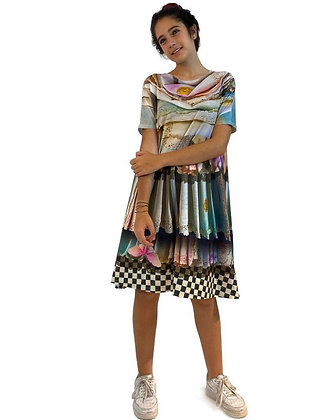 IPNG - Comfort Dress in Never Enough Colors