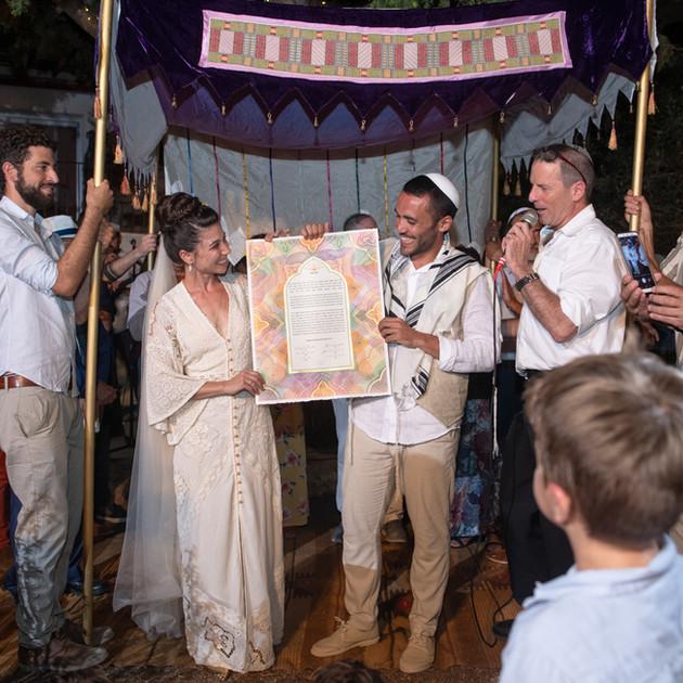 Adir & Britt's Wedding