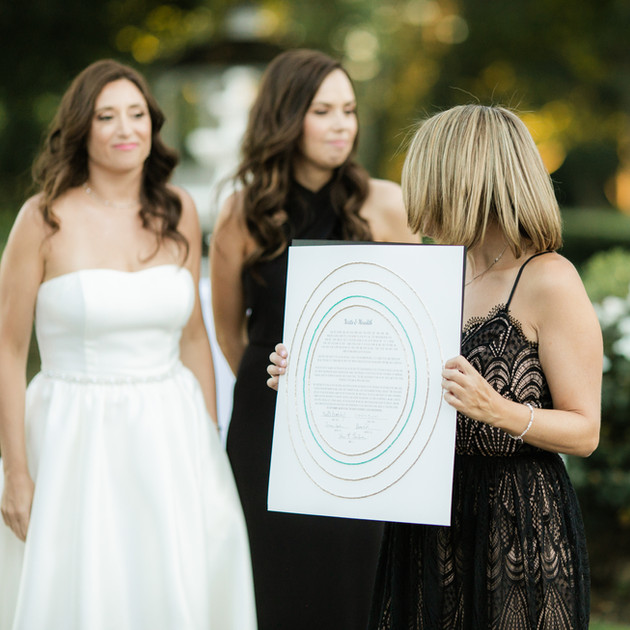 Meredith & Niritte Wedding