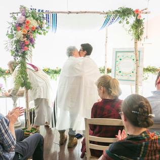 Emily & Rachel's Wedding