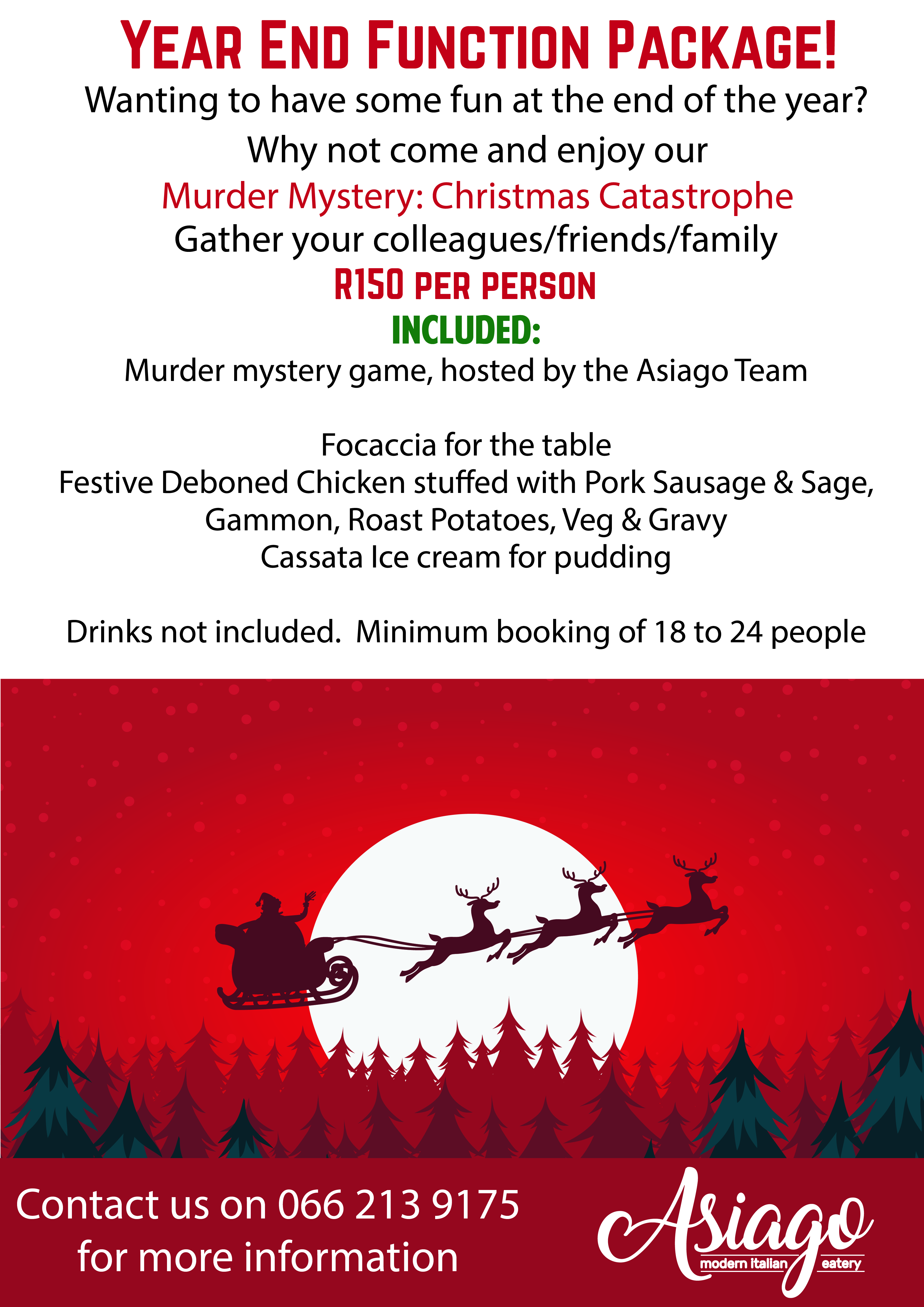Year End Function_Murder Mystery Package