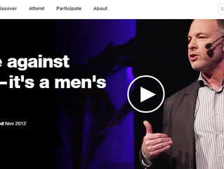 Best TED talk about violence against women