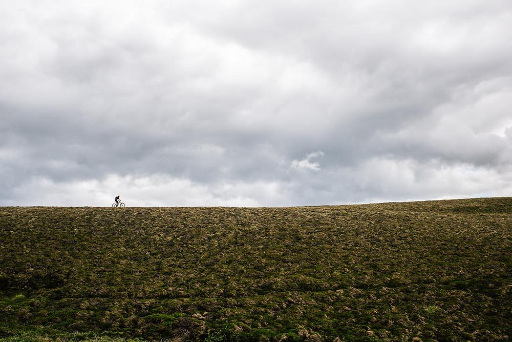 Lone Rider (C) Ian Lean