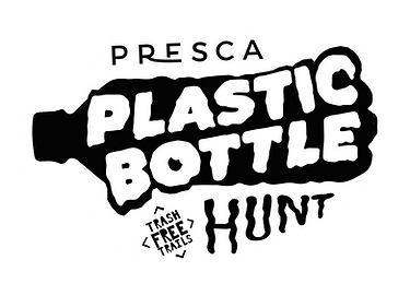 presca plastic bottle hunt smaller white