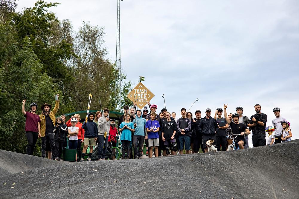 Join The TrashMob! Machynlleth Trail Clean Crew!