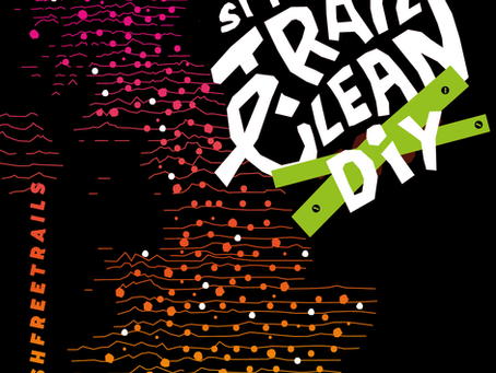 #selfLESSisolation Spring Trail Clean