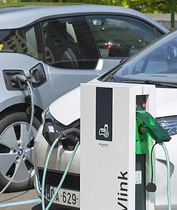 EV Chargers For Workplace