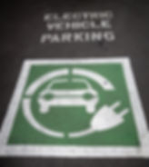 electric vehicle parking space