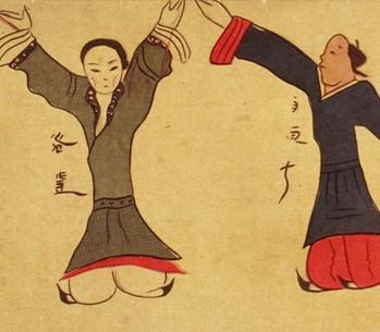 A wintry Tai Chi Qigong set (10-20 minutes)