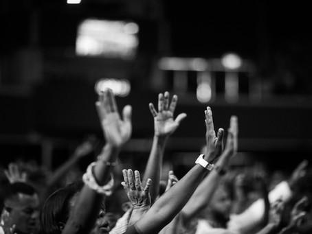 PROPHETIC DREAM:  Underground Church