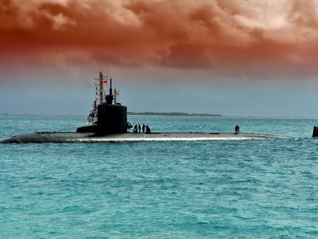 WARNING:  Floods // Submarine