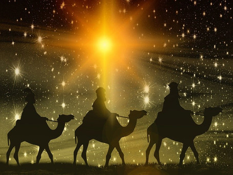 A SIGN & FULFILLMENT: BETHLEHEM STAR... JESUS IS COMING!!!