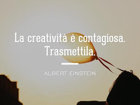 La creatività è contagiosa